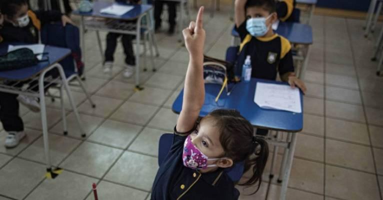 Regreso a clases ante pandemia de COVID-19